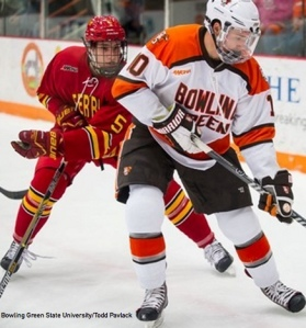 Bowling Green and Ferris State landed in the WCHA after the CCHA dissolved two years ago.